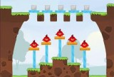 Еще одна вариация на тему Angry Birds. Решите массу интересных головоломок с рассерженными птичками!