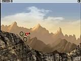 Взобраться на Эверест на велосипеде? Легко! Попытайтесь покорить всё более и более высокие горы и взобраться на вершину.