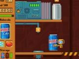 Помогите маленькому роботу внутри автомата с газводой обслужить все заказы. По мере игры улучшайте устройства для приготовления газировки и открывайте новые виды газводы.