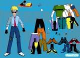 В этой игре Вы получаете в свое распоряжение кавайного персонажа и десятки вариантов одежки! Никто не уйдет обиженным!