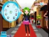 Увлекательная игра для девочек перенесет Вас в мир магазинов модной одежды. Ведь героиня игры очень любит одевалки. Помоги ей выбрать модный наряд, который подчеркнет ее красоту.