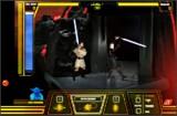 В этой игре Джедаи оттачивают свое боевое искусство. Сражаетесь за одного из героев Оби Ван Кеноби или Люка Скайвокера. Да прибудет с Вами сила!