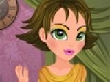 Все девочки любят крутиться перед зеркалом, как и наша героиня. Помогите Земной принцессе сделать лечебные маски и нанести красивый макияж, сто бы она действительно выглядела по королевски.