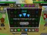 Увлекательная логическая игра позволит Вам сразиться с кровожадными монстрами в интеллектуальной битве. Выстраивайте кубики с одинаковыми изображениями по три в ряд и атакуйте противника магическими заклинаниями.