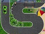 Ваша задача припарковать зеленый Феррари так, чтобы не задеть препятствий. Это не такая уж простая задача, ведь дорога к парковочному месту очень извилиста.