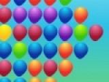 В этой игре Вам придется лопать воздушные шарики. Чем больше их лопнет, тем лучше. Используйте для этого рогатку, заряженную таким же шариком. При помощи мыши, выберите подходящий угол и силу для запуска Вашего снаряда.