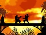 Это не обычные уличные драки. В боевых искусствах востока четко придерживаются правил и используют только разрешенные трюки и приемы.