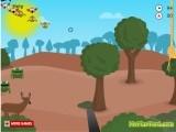 Итак Сезон Охоты снова открыт! Цельтесь хорошенько, собирайте трофеи, но не стреляйте в жирафов и в желтых птиц.