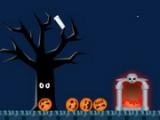 Перед праздником Хэлоуина нужно отправить четыре тыквы во врата ада. Делается это при помощи свечи! Однако на пути тыкв множество ловушек, через которые вы должны провести их без потерь!