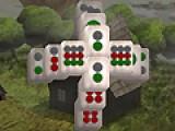 Предлагаем вам сыграть в еще одну версию знакомой многим логической игры маджонг. Убирайте камни с игрового поля, попарно нажимая на одинаковые, если они не закрыты другими камнями. Первый уровень обучающий, он состоит из нескольких этапов, и подскажет вариации ходов. В следующем уровне все будет  на много сложнее!