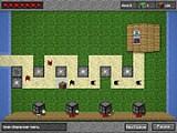 Игра в стиле защита замка во вселенной Minecraft. Прокопайте дорогу к дому и защитите ее от монстров населяющих Майнкрафт. В вашем распоряжении несколько видов башен и ловушек. Чем больше прокопанная дорожка, тем больше стартовый капитал!