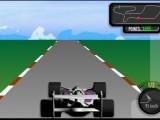 Вам предстоит мчаться по треку на болиде Формулы 1. Автомобиль летит на такой скорости,что очень просто вылететь с трассы. Управляй автомобилем внимательно.