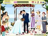 Шерил выходит замуж за своего бойфренда Адама, с которым встречалась уже долгое время. Она очень взволнована и хочет поцеловать Адама, но рядом столько гостей!