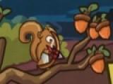 В этой игре Вам предстоит помочь белке отбить атаку других животных и защитить свои орехи. После каждого уровня у Вас будет возможность приобрести новое или улучшить старое оружие. Что бы стрелять используйте мышь. Зажимайте левую кнопку мыши до тех пор, пока индикатор силы выстрела не достигнет необходимого уровня. стройте защитные сооружения. Ведь противник с каждым уровнем будет все сильнее.