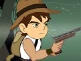 Бен 10 решил отправиться в путешествие по Амазонке. Но он и не представлял, что там его поджидает уйма опасностей. Помоги ему с ними справится.
