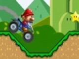 Предлагаем Вашему вниманию еще одну игру про давно полюбившегося всем героя Марио. Сейчас он отправился в путешествие на своем новом байке. Ваша задача помочь преодолеть ему все склоны и обрывы и не перевернуться.