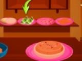 Эта игра скорее подойдет для девочек. Ведь именно будущим хозяйкам пригодятся новые кулинарные рецепты. В этой игре девочки могут научиться готовить вкусный гамбургер с курицей и порадовать своих близких новым блюдом.