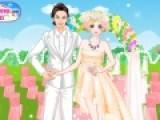 Самая роскошная свадьба ждет героиню этой игры. Твоя задача подобрать самый красивый наряд для счастливой невесты. Прояви фантазию стилиста, сто бы свадебный образ вышел неповторимый.