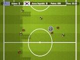В этой игре разыгрывается настоящий Чемпионат мира по футболу. Вся тактика основана на пасах! Так что старайтесь, выдумывайте тактику игры и возможно, кубок окажется в ваших руках!