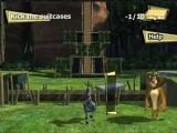 В этой игре участвуют персонажи мульта Мадагаскар. Используй сильный удар задними копытами зебры Марти, чтоб погрузить багаж на транспортер. Но не занимайтесь погрузкой фруктов и животных - это отнимает набранные очки!