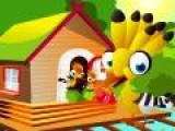 Порадуйте птенчиков и постройте домик для птичек. Каждый хочет иметь свой дом, но никому не понравится жить в пустом скворечнике. Обустройте домик для птицы максимально уютно. Проявите умения дизайнера!
