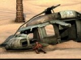 Вы должны выполнить опасную, но очень важную миссию. Ваша цель защитить вертолет рухнувший в пустыне от вражеской армии. Убейте всех солдатов, которые атакуют и спасите важного командира.
