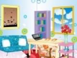 Цель этой игры для девочек стать настоящим дизайнером и обставить комнату мебелью так, что бы она стала уютной и функциональной.