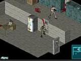 Невидимый Охотник - очень интересная и качественно выполненная игра на шпионскую тематику в стиле stealth. Управление стрелками, пробелом и клавишами Z, X.