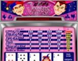 Это игра представляет собой весьма качественную имитацию покера на автомате. Игра полностью подчиняется правилам покера (автоматного), но в отличии от реального автомата, в этом куда проще выиграть. Чего стоит только тот факт, что в игре два джокера.