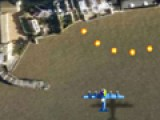 Эта игра понравится тем, кто любит войнушки. Она поможет развить навык ведения воздушного боя. Но постарайтесь что бы ваш самолет не подбили.