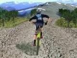 Хороший симулятор 3D велогонки по холмам. Просто гоните к финишу, объезжайте крупные камни и собирайте монетки.