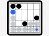 В этой игре вам предстоит полностью заполнить игровое поле. Кликните мышкой, что бы указать положение синей точки. Заполняя игровое поле помните, что пути шарика не могут пересекаться.
