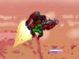 Эта игра позволит любителям перестрелок в полной мере насладиться войной на Марсе. Ваш герой в скафандре и вооруженный мощным лазером должен уничтожить как можно больше марсианских роботов и при этом выжить. Крутые маневры, звуки выстрелов и атакующий противник будет сопровождать Вас на протяжении всей игры стрелялки.