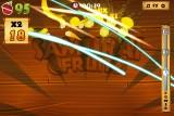 Откуда у японского самурая такая ненависть к фруктам? Помогите нашему герою использовать свою верную катану для разрубки фруктов. Виртуозная тахника владения поможет Вам с легкостью уничтожить плоды и занести свое имя в таблицу рекордов!