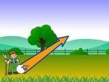 Дайте белой овце хорошего пинка, чтобы все чёрные овцы, взобравшиеся на стог с сеном, упали на землю.