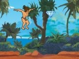Проходи трудности собирая алмазы ведь ты не без известный герой - Тарзан.