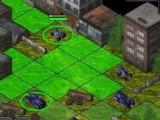 Отличная пошаговая стратегия. У Вас есть строительная башня для подготовки боевых единиц. Стройте войска и пытайтесь захватить строительную башню врага. Много видов техники и уровней!