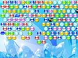 Еще одна вариация классической игры про пузыри. Ваша задача не дать цветным шарикам опуститься слишком низко. Для этого стреляйте цветными шариками в группу пузырей такого же цвета, и они лопнут.