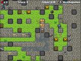 Очистите подземелья от монстров в этой отличной пиксельной аркаде в жанре бомбермена. Ищите сокровища, открывайте сундучки и возможно, что вам посчастливиться найти священный грааль!