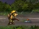 Military Rescue - отличная флеш игра для мальчиков и не только. Все, кто любит стрелялки и войнушки, найдут для себя интересные моменты. Отстреливайтесь от врагов. Обходите ловушки. Спасите заложников.