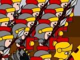 Используй постройки и войска так что бы защитить свой замок от нападающего темного легиона.