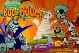 Игра напоминает Bomberman! Только тут тебе нужно играть, героями мультфильма Sponge Bob SquarePants.