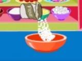 Эта отличная игра подойдет для девочек и мальчиков и для всех, кто любит готовить. Наш приглашенный повар научит Вас готовить вкусные кексы. Если вы правильно будете выполнять все инструкции, то ваши кексы получатся просто сумасшедшие.