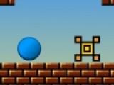 В этой игре необходимо убрать с игрового поля все желтые шарики. Для этого необходимо использовать синюю сферу, управлять которой, Вы можете при помощи стрелок на клавиатуре. Используйте каждый шаг разумно. С каждым уровнем задача будет усложняться.