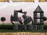 В этой игре вам предстоит занятся уничтожением замков и их обитателей. Берегите заложников. Отличный геймплей, физика и графика.