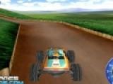 Примите участие в спортивных гонках на скоростных автомобилях. Цель этой игры. как и любой гонки прийти к финишу за минимальное время и обогнать всех своих соперников.
