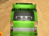Hummer jump and speed дает вам шанс принять участие в супер гонках на внедорожниках на грунтовой трассе. Вам предстоит прийти первым, совершив три круга на извилистой дороге лишенной асфальтированного покрытия. Только первое место является призовым в этих гонках.