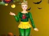 Помогите нашей героине подобрать костюм, в котором она пойдет на празднование Хеллоуина. В каком образе она появится перед друзьями? Будет это страшная ведьма или очаровательная фея, решать только Вам!