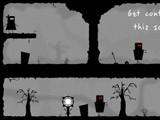 Мрачная, но интересная аркада. Маленькая девочка попала в темные и страшные подземелья. Ей надо как-то дойти до выхода, а перед этим победить всех зомби.