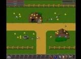 На деревню напали монстры и Вам отведена роль защитника поселенцев! Снабдите героя оружием и вперед - на защиту интересов местных жителей! В игре присутствует уникальная система прокачки.